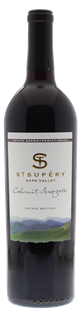 St. Supery Napa Valley Cabernet Sauvignon 2014 750ml